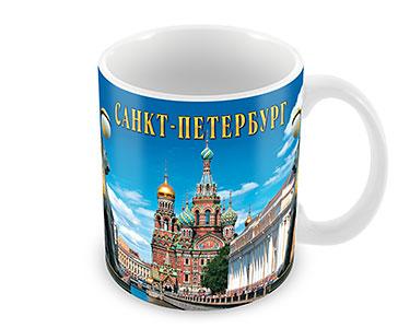 СПб. Банковский мост. «Спас на крови»