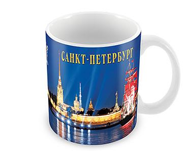 СПб. Петропавловская крепость. Алые паруса