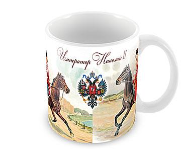 Император Николай II в казачей форме