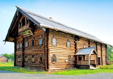 Кижи. Дом Яковлева