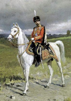 Император НиколайII (Маковский)
