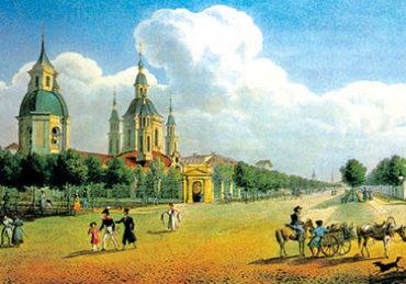 Старый СПб. Андреевский собор