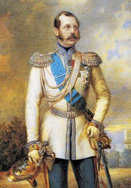 Император Александр II (Рокштуль)