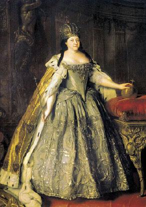 Императрица Анна Иоанновна (Каравак)