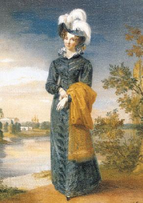Императрица Елизавета Алексеевна (Доу)