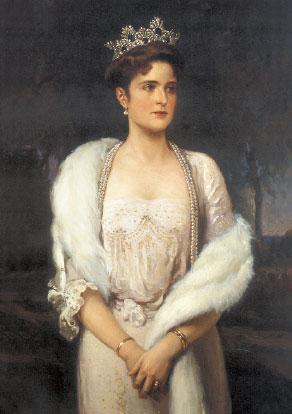 Императрица Александра Федоровна (Маковский)