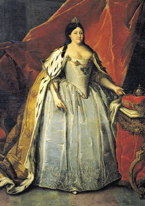 Императрица Анна Иоанновна (Бухгольц)