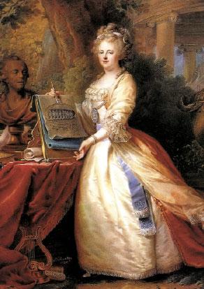 Императрица Мария Федоровна (Рокштуль)