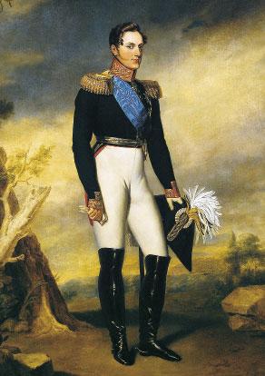 Император НиколайI (Доу)