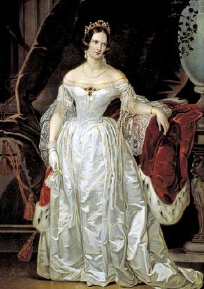 Императрица Александра Федоровна (Рейхель)