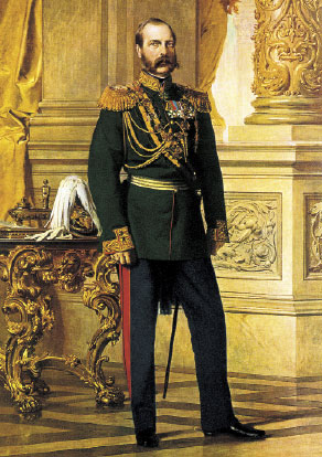 Император АлександрII (Ангели)