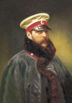 Император АлександрII