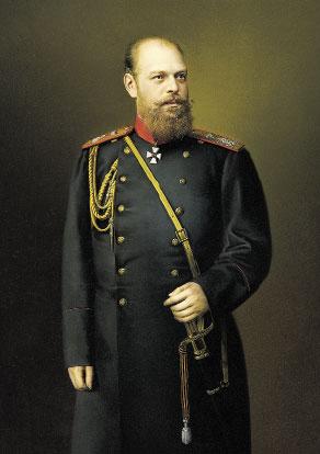 Император АлександрIII (Заболоцкий)