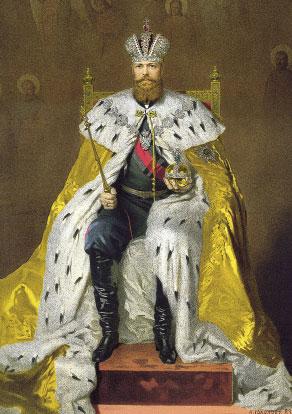 Император АлександрIII (Соколов)