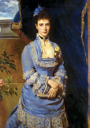 Императрица Мария Федоровна (Ангели)