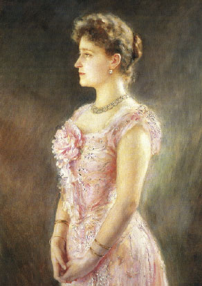 Императрица Александра Федоровна (Штембер)