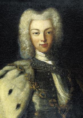 Император ПетрII (Людден)