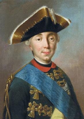 Император ПетрIII