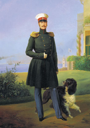 Император НиколайI (Ботман)