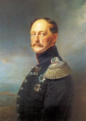Император НиколайI (Крюгер)