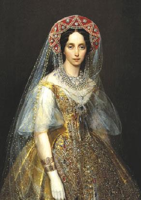 Императрица Мария Александровна (Макаров)