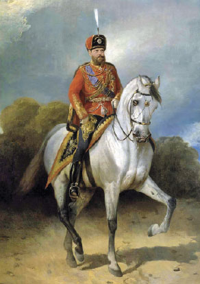 Император АлександрIII (Сверчков)