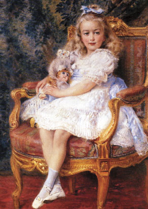 Великая княжна Мария Николаевна (Маковский)