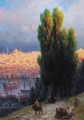 Айвазовский. Константинополь