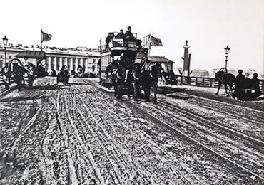 Старый Петербург в фотографиях